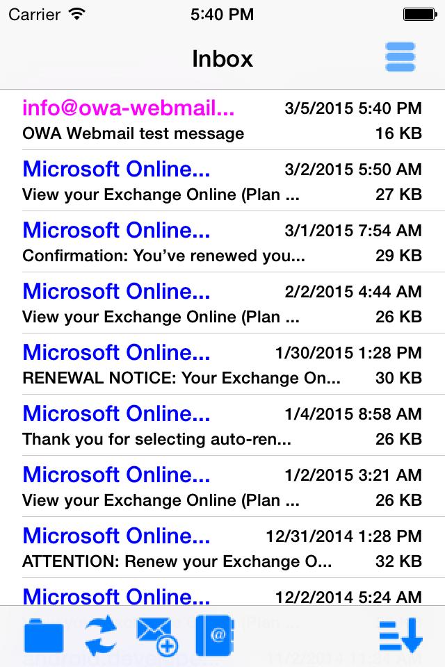 1 & 1 Webmail iphone eingerichtet